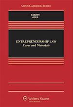 Entrepreneurship Law (Aspen Casebooks)