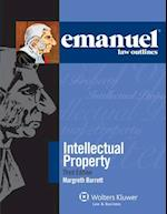 Emanuel Law Outlines for Intellectual Property (Emanuel Law Outlines)