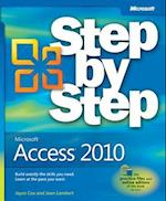 Microsoft Access 2010 Step by Step (Step-by-Step)