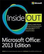 Microsoft Office 2013 Edition (Inside Out)