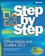 Microsoft Office Home and Student 2013 Step by Step (Step-by-Step)