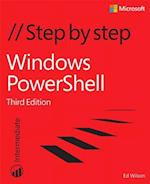 Windows Powershell (Step by Step (Microsoft))