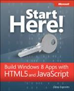 Start Here! Build Windows 8 Apps With Html5 and Javascript af Dino Esposito
