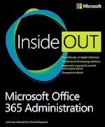 Microsoft Office 365 Administration Inside Out (Inside Out)