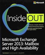 Microsoft Exchange Server 2013 Inside Out (Inside Out)