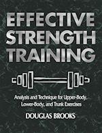 Effective Strength Training af Douglas Brooks
