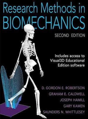 Bog, hardback Research Methods in Biomechanics af D. Gordon E. Robertson