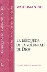 Busqueda de La Voluntad de Dios NBS (Seeking Gods Will, nr. 17)