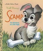 Scamp af Golden Books