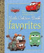 Cars Little Golden Book Favorites (Disney Pixar Cars)