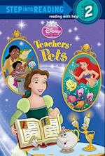Teachers' Pets (Step Into Reading Level 2 Quality)