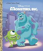 Monsters, Inc. (Little Golden Books)