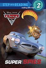 Cars 2 (Step Into Reading Level 2 Quality)