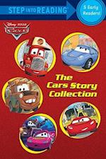 Disney Pixar Cars Five Fast Tales (Step Into Reading)