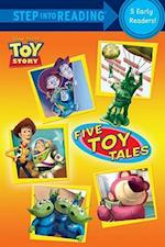 Five Toy Tales (Step Into Reading Level 1 Quality)