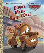 Deputy Mater Saves the Day! (Little Golden Books)