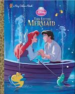 The Little Mermaid Big Golden Book