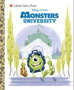 Monsters University (Little Golden Books)