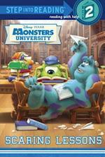 Scaring Lessons (DisneyPixar Monsters University)