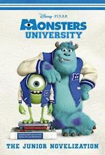 Monsters University (Junior Novelization)