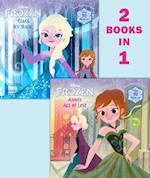 Anna's Act of Love / Elsa's Icy Magic (Disney Frozen)
