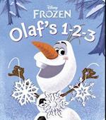 Olaf's 1-2-3 af RH Disney
