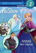 Anna's Best Friends af Christy Webster