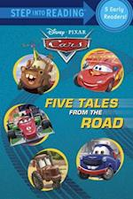 Five Tales from the Road (Disney Pixar Cars)