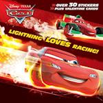 Lightning Loves Racing! (Disney Pixar Cars)