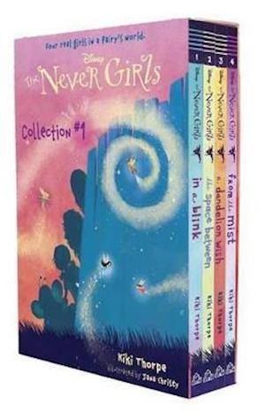 The Never Girls Collection #1 (Disney