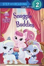 Snuggle Buddies (Disney Princess Step into Reading)