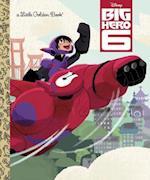 Big Hero 6 (Little Golden Book)