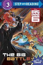The Big Battle (Disney Big Hero 6)