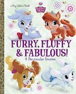 Furry, Fluffy & Fabulous! (Big Golden Books)