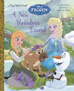 A New Reindeer Friend (Big Golden Books)