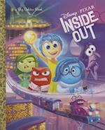 Inside Out Big Golden Book (Disney/Pixar Inside Out) af RH Disney
