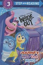 Journey Into the Mind (Disney/Pixar Inside Out) af RH Disney
