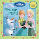 Welcome, Spring! (Disney Frozen) (Pictureback(R))