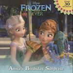 Anna's Birthday Surprise (Pictureback Frozen)