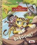Baboons! (Little Golden Books)