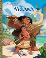 Moana (Big Golden Books)