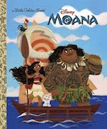 Moana Little Golden Book (Little Golden Book)