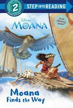 Moana Finds the Way af RH Disney