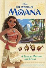 The World of Moana (Disney Moana)