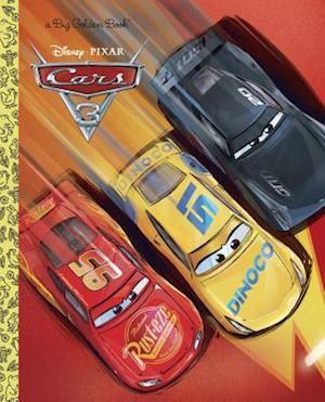 Bog, hardback Cars 3 af RH Disney