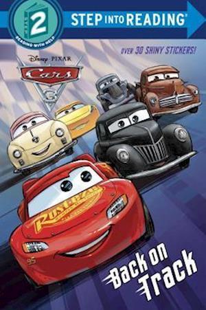 Bog, paperback Cars 3 af RH Disney