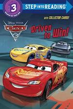 Driven to Win! (Disney/Pixar Cars 3) af RH Disney