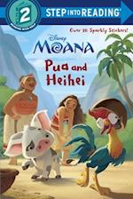 Pua and Heihei (Step Into Reading. Step 2)