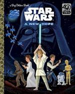 A New Hope (Star Wars) (Big Golden Book)