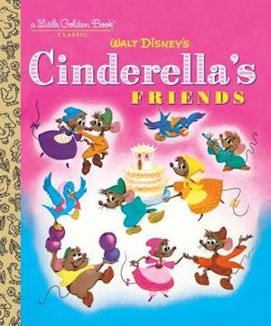 Bog, hardback Walt Disney's Cinderella's Friends af Jane Werner
